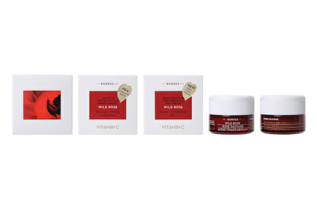 Wild Rose Day Cream Normal - Combination Skin
